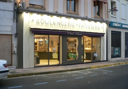 Agencement Boulangerie-Patisserie 24