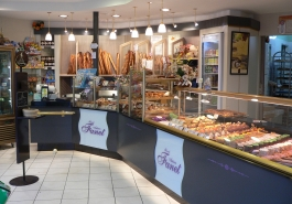 Agencement Boulangerie-Patisserie 25