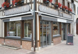 Agencement Boulangerie-Patisserie 22